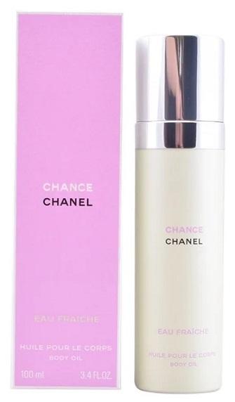Масло для тела 100 мл Chanel Chance Eau Fraiche