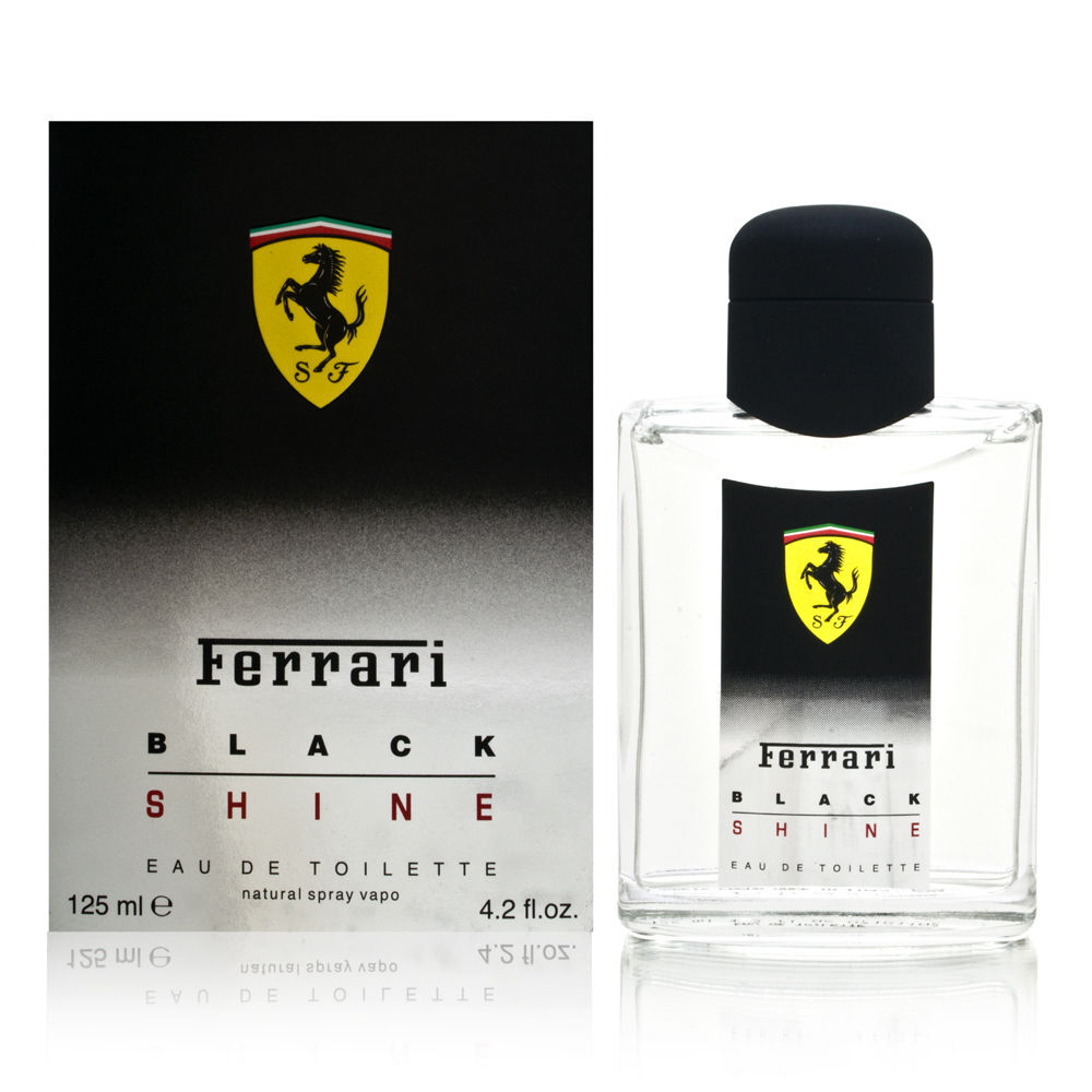 Ferrari Black Shine
