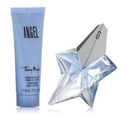 Набор (парфюмерная вода 25 мл + лосьон для тела 50 мл) Thierry Mugler Angel