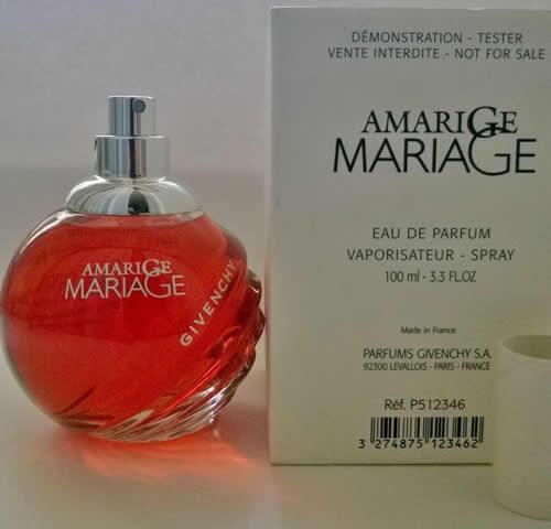 Парфюмерная вода (тестер) 100 мл Givenchy Amarige Mariage