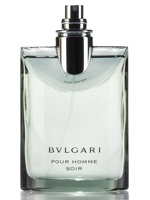 Туалетная вода (тестер) 100 мл Bvlgari Bvlgari Pour Homme Soir