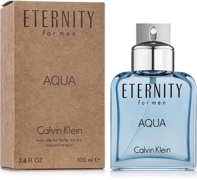 Туалетная вода (тестер) 100 мл Calvin Klein Eternity Aqua