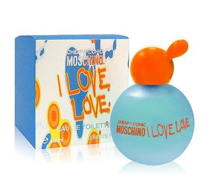 Туалетная вода 4.9 мл Moschino Cheap and Chic I Love Love