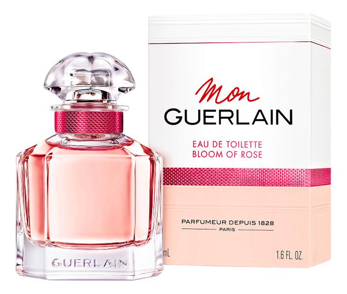 Туалетная вода 50 мл Guerlain Mon Guerlain Bloom of Rose