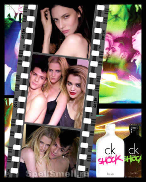 Calvin Klein CK One Shock For Her
