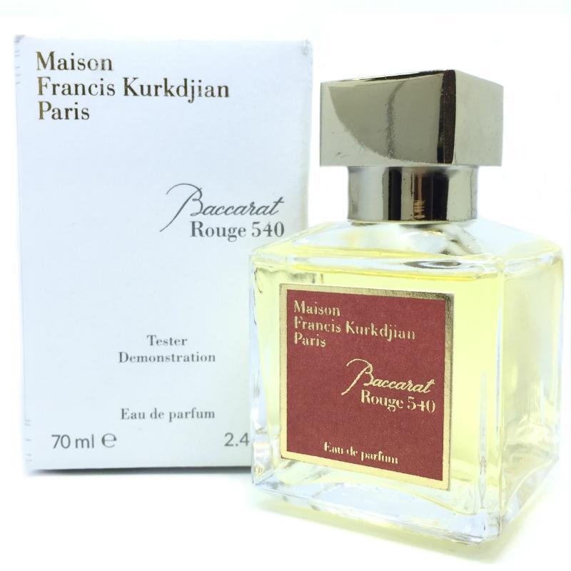 баккара 540 парфюм описание