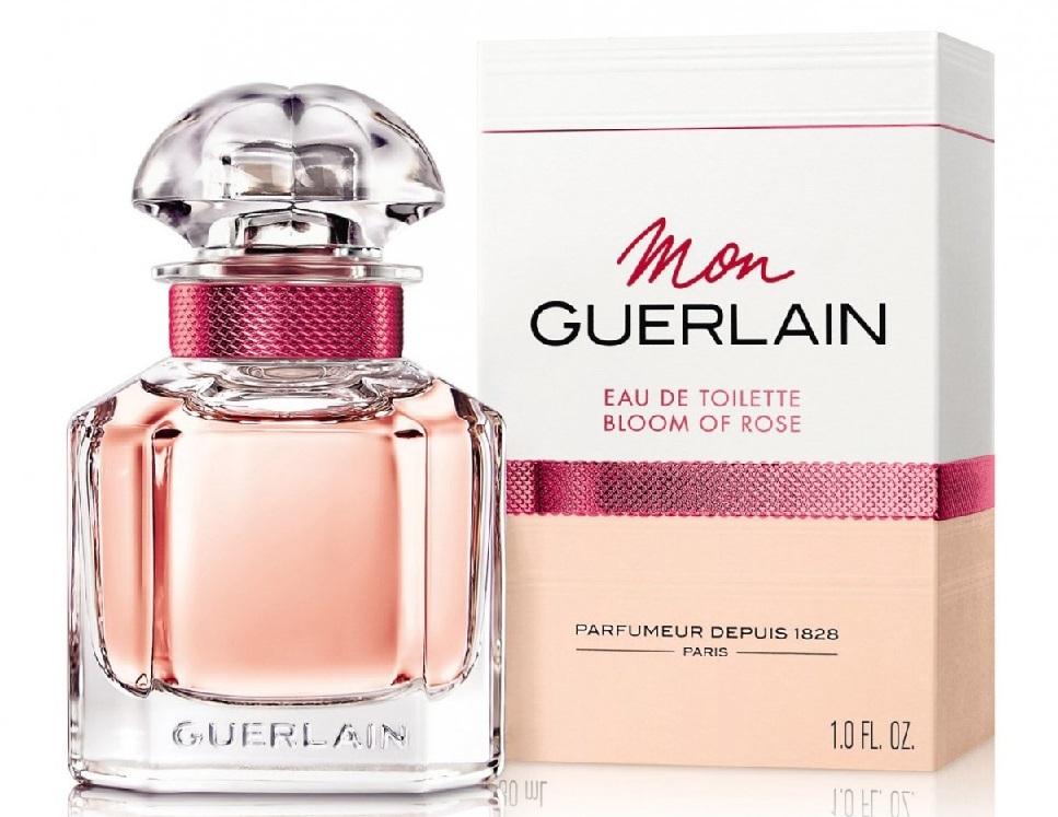 Туалетная вода 30 мл Guerlain Mon Guerlain Bloom of Rose