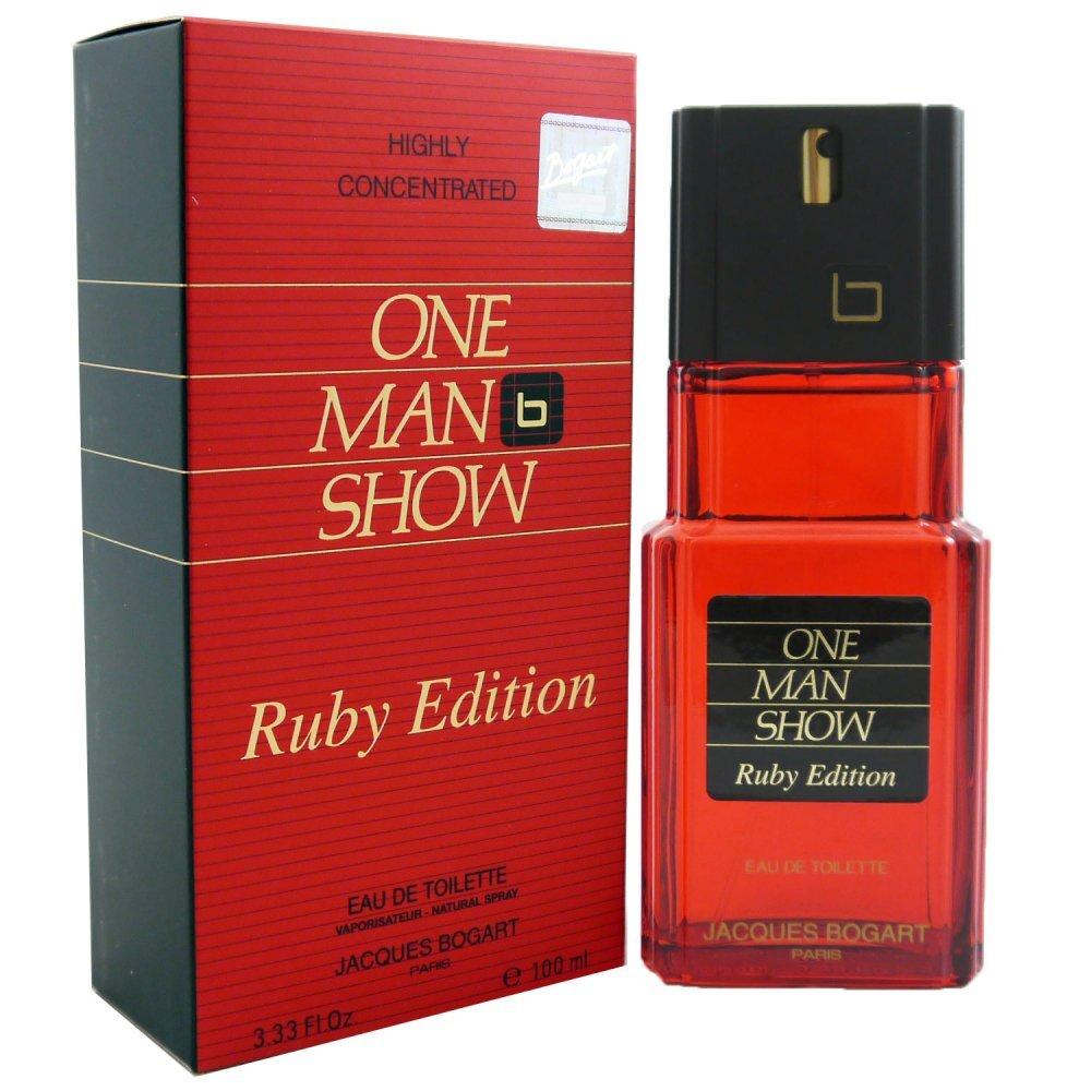 Туалетная вода 100 мл Jacques Bogart One Man Show Ruby Edition