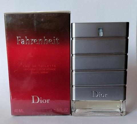 Туалетная вода 40 мл Christian Dior Fahrenheit