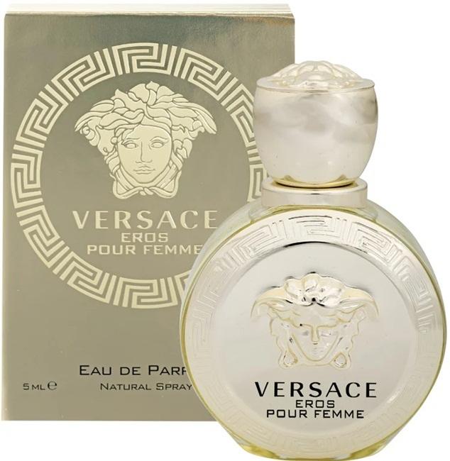 Парфюмерная вода 5 мл Versace Eros Pour Femme
