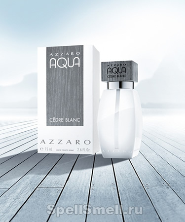 Azzaro Aqua Cedre Blanc