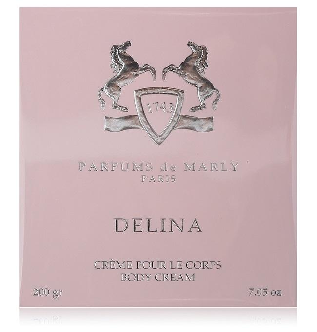 Крем для тела 200 мл Parfums de Marly Delina