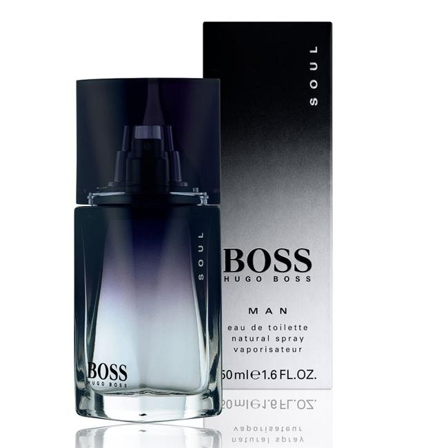 Туалетная вода 50 мл Hugo Boss Boss Soul