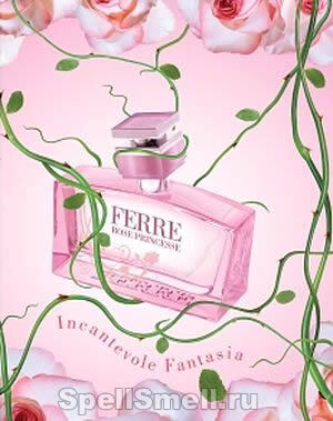 Gianfranco Ferre Ferre Rose Princesse