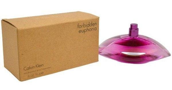 Парфюмерная вода (тестер) 50 мл Calvin Klein Forbidden Euphoria