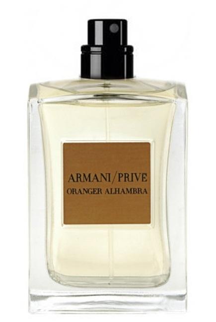 Туалетная вода (тестер) 100 мл Giorgio Armani Prive Oranger Alhambra