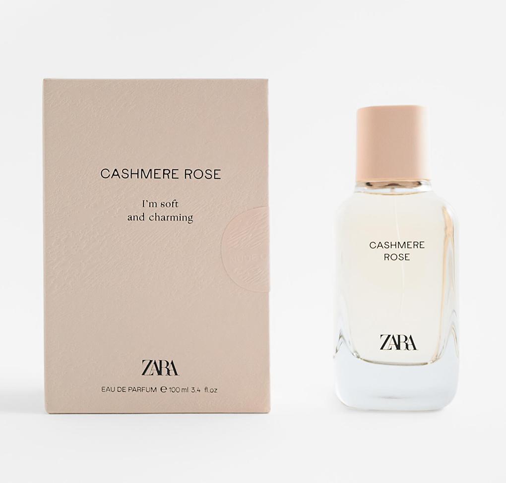 Zara Cashmere Rose Eau de Parfum