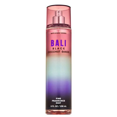 Bath and Body Works Bali Black Coconut Sands