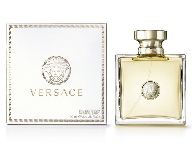Парфюмерная вода 100 мл Versace Versace