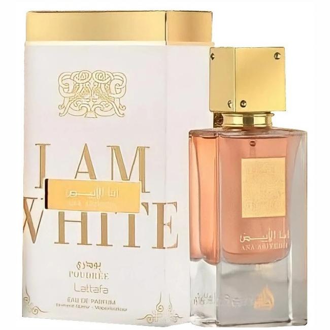 Lattafa Perfumes Ana Abiyedh Poudree
