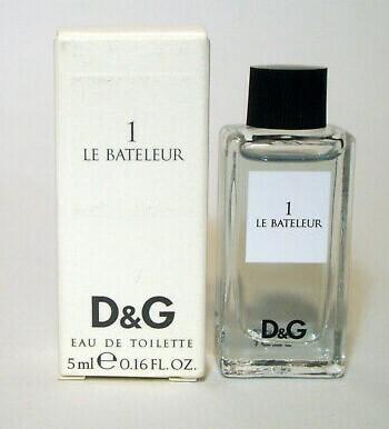 Туалетная вода 5 мл Dolce & Gabbana DG Anthology Le Bateleur 1
