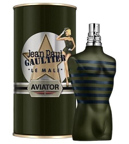 Jean Paul Gaultier Le Male Aviator Limited Edition