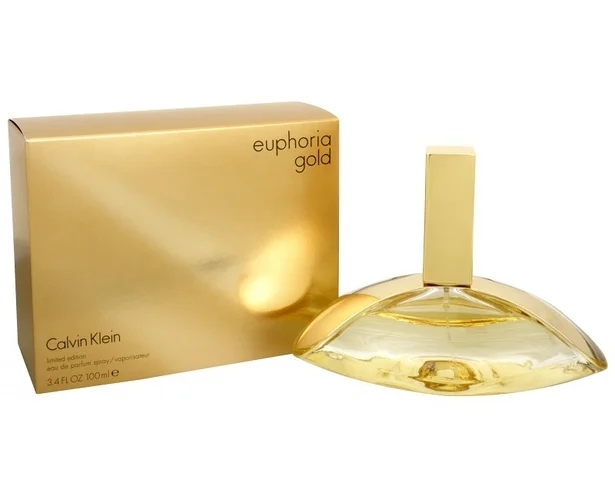 Парфюмерная вода 100 мл Calvin Klein Euphoria Gold