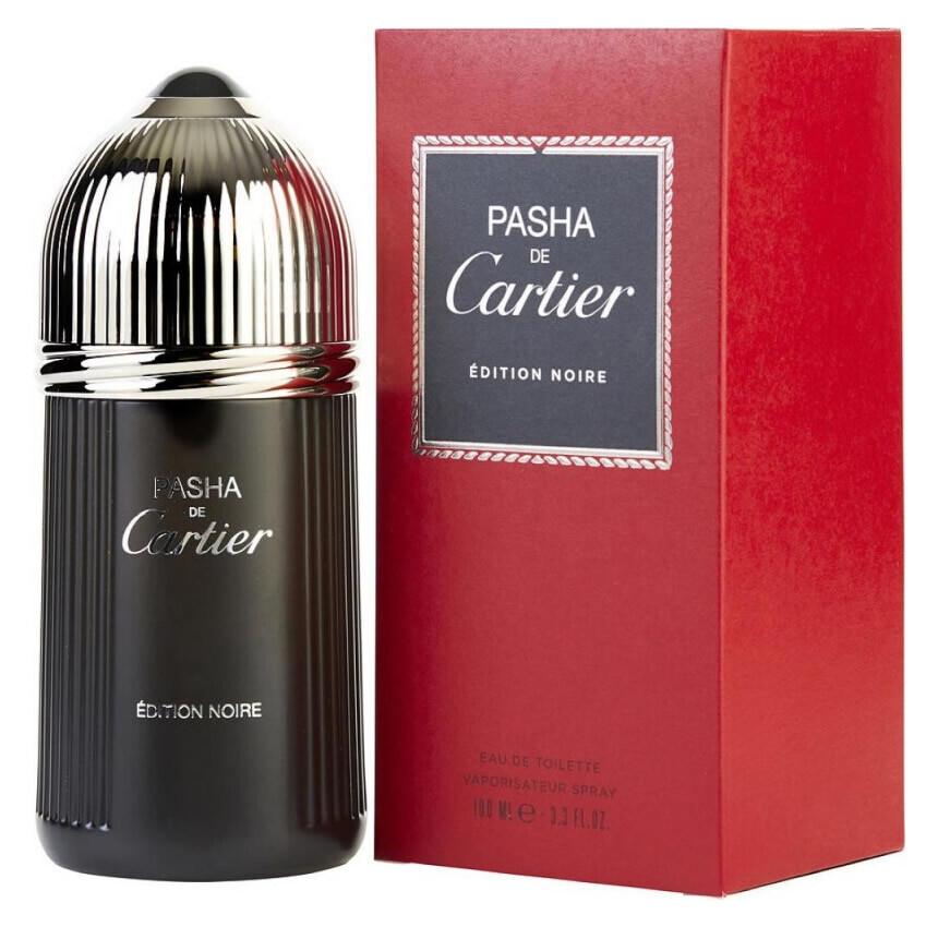 Туалетная вода 100 мл Cartier Pasha Edition Noire