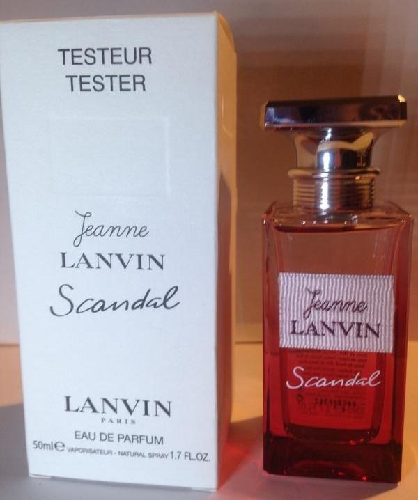 Парфюмерная вода (тестер) 50 мл Lanvin Jeanne Scandal