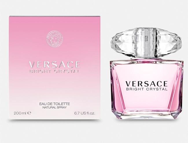 Туалетная вода 200 мл Versace Bright Crystal