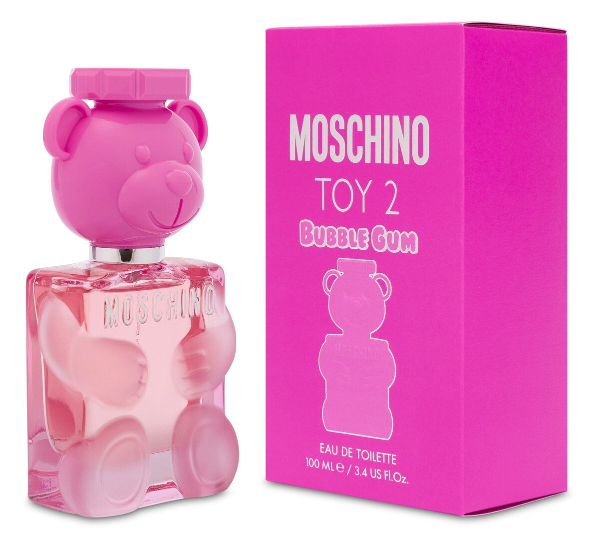 Туалетная вода 100 мл Moschino Toy 2 Bubble Gum