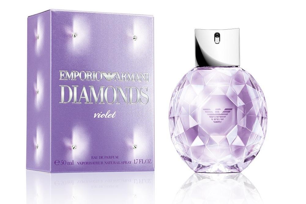Парфюмерная вода 50 мл Giorgio Armani Emporio Armani Diamonds Violet