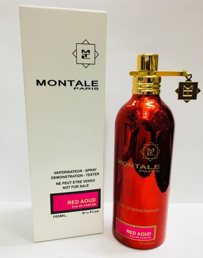 Парфюмерная вода (тестер) 100 мл Montale Red Aoud