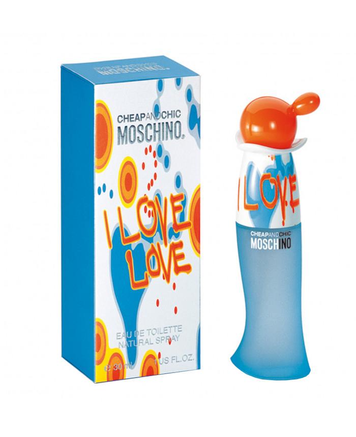 Туалетная вода 30 мл Moschino Cheap and Chic I Love Love