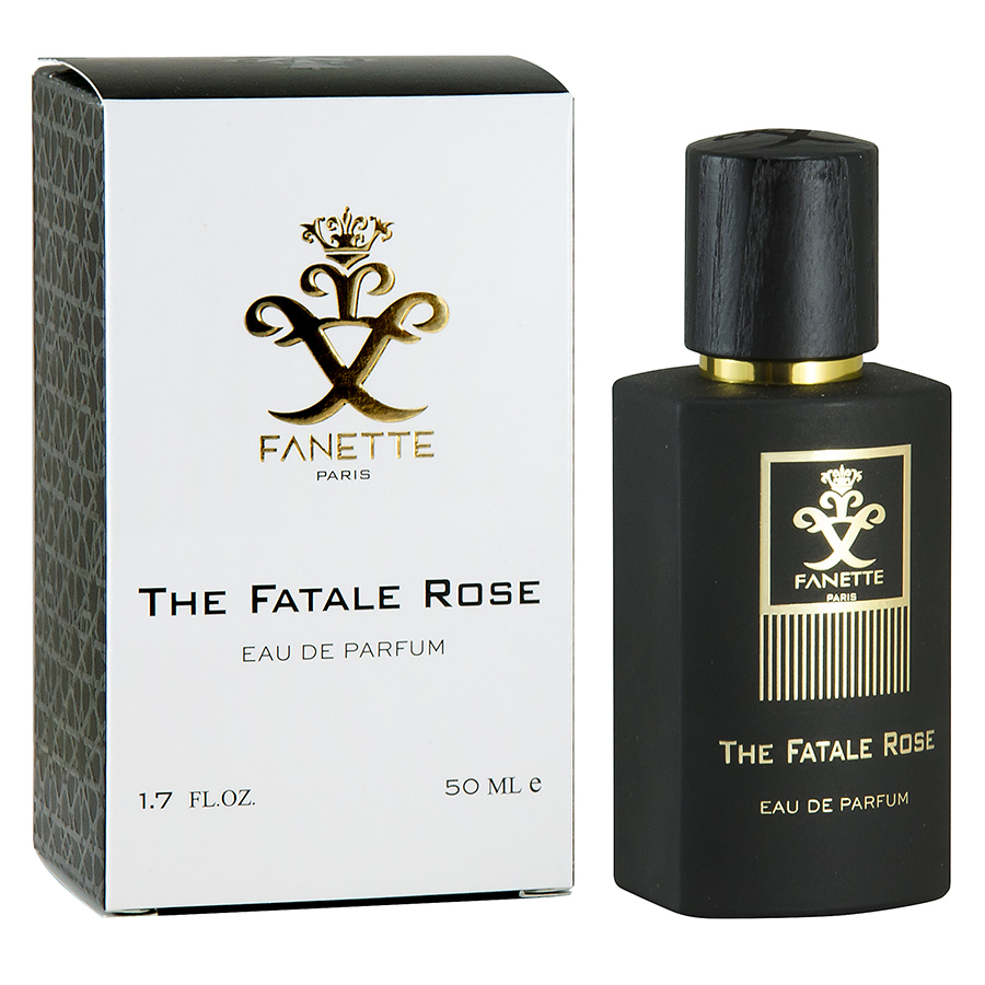 Fanette The Fatale Rose
