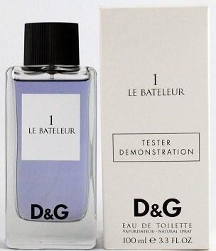 Туалетная вода (тестер) 100 мл Dolce & Gabbana DG Anthology Le Bateleur 1