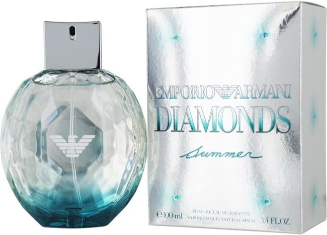 Туалетная вода 100 мл Giorgio Armani Emporio Armani Diamonds Summer 2013