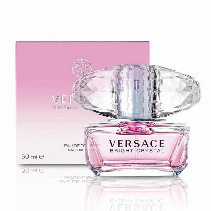 Туалетная вода 50 мл Versace Bright Crystal