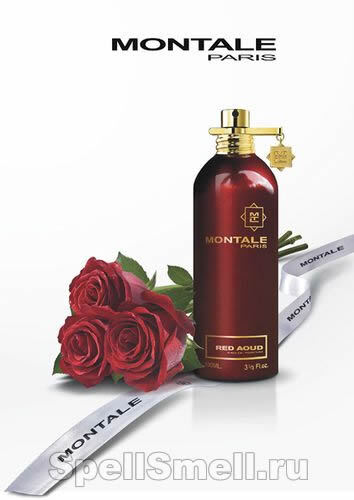 Парфюмерная вода 100 мл Montale Red Aoud