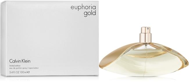 Парфюмерная вода (тестер) 100 мл Calvin Klein Euphoria Gold