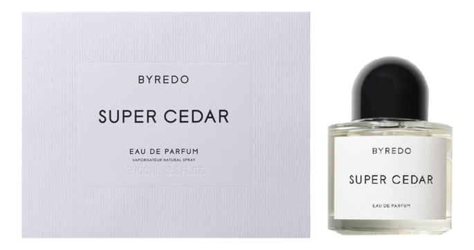 Парфюмерная вода 100 мл Byredo Super Cedar