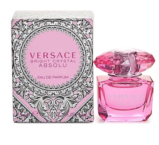 Парфюмерная вода 5 мл Versace Bright Crystal Absolu