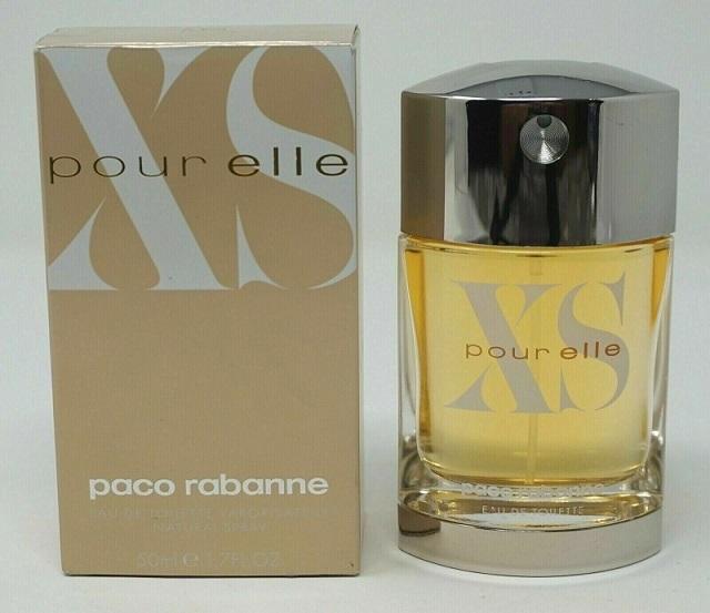Туалетная вода 50 мл Paco Rabanne Xs Pour Elle