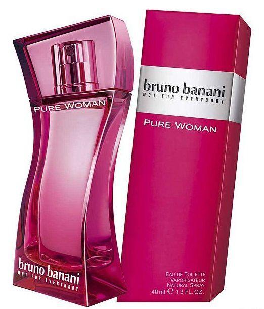 Туалетная вода 40 мл Bruno Banani Pure Woman