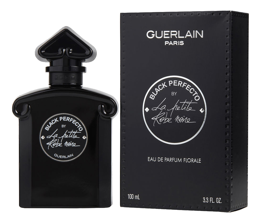 Парфюмерная вода 100 мл Guerlain Black Perfecto by La Petite Robe Noire