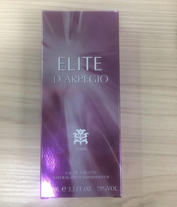 Parade of Stars Elite d Arpegio