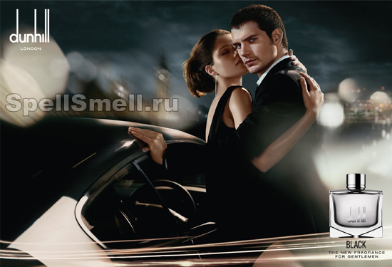 Alfred Dunhill Dunhill Black