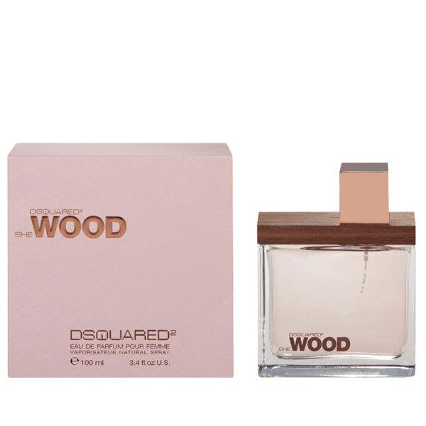 духи Dsquared2 Wood женские купить