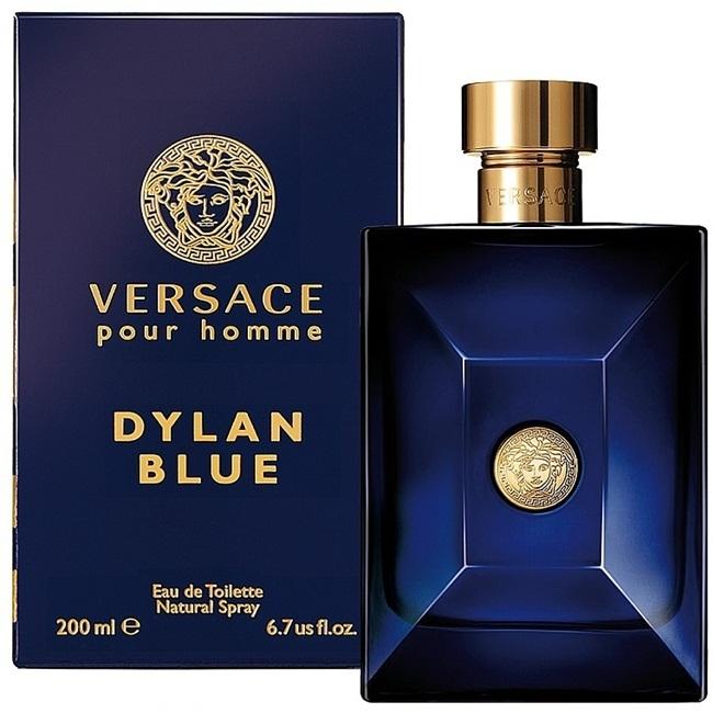 Туалетная вода 200 мл Versace Versace Pour Homme Dylan Blue