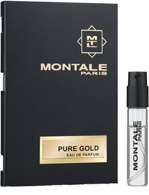 Парфюмерная вода 2 мл Montale Pure Gold